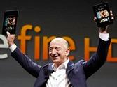 Amazon unveils four new Kindle Fire tablet computers