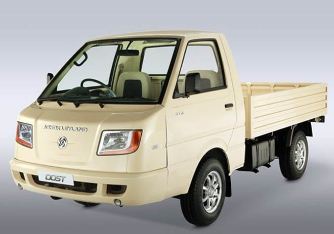 Ashok leylands dost available at 45 touchpoints in the country ashok leyland dost mozeypictures Image collections
