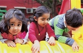 Free, compulsory education for pre-school toddlers too