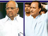 Feuding uncles and nephews of Indian politics