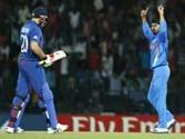 Great comeback: Bhajji gets Man of the Match award