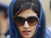 Hina Rabbani Khar tops the list of glamorous women politicians