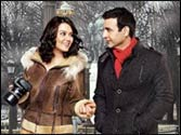 Ishkq In Paris toughest film for Preity Zinta