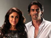 My love story with Kareena is different in Heroine, says Arjun Rampal