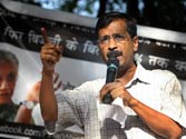 Anna will be back with us in 3-4 months if we work honestly, says Kejriwal