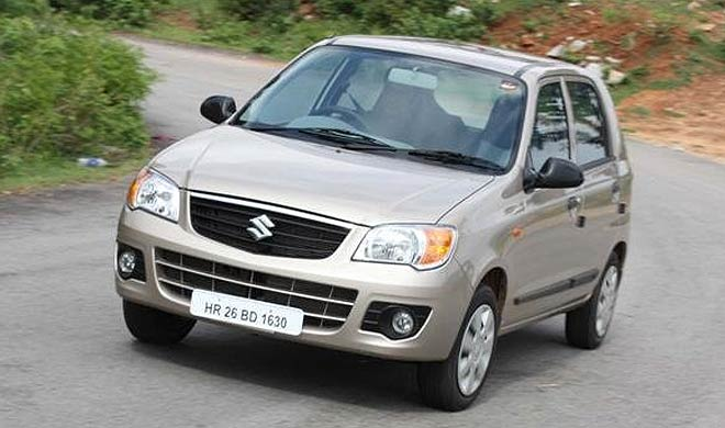 Maruti to launch all-new Alto next month to regain lost ground
