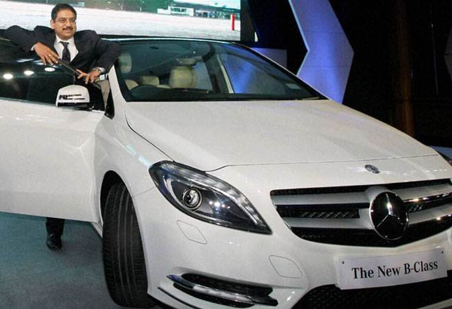 Mercedes B Class Launched In India At Rs 21 49 Lakh Business News