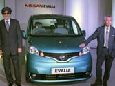 Nissan Evalia launched in India at Rs 8.49 lakh