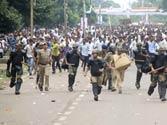 Shutdown hits life in Odisha, 200 Cong workers taken into custody