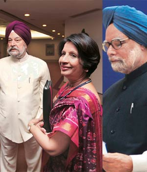 PM Manmohan Singh tells envoys to 'hardsell' India as a safe country to invest