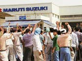 Maruti gives 80 per cent hike to its employees in Gurgaon