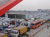Traffic snarls back on Delhi-Gurgaon expressway toll booths