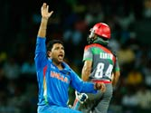 Blog: Spirited Afghanistan give India a scare
