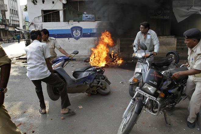 Protest over anti-Islam film