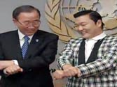 Oppa, Oppa! I am no more the most famous South Korean, says Ban Ki-moon while praising PSY