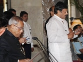 Chiranjeevi - the star who made a dramatic comeback