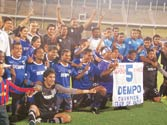 I-League 2012: Defending champions Dempo to open their campaign against Churchill Brothers