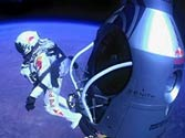 Jump from space makes Felix Baumgartner world's first supersonic skydiver
