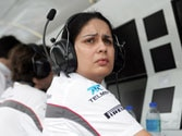 Who is Monisha Kaltenborn?