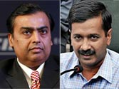 Cong, Reliance deny Kejriwal's latest charges