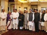 Full list of Manmohan Singh's new Cabinet