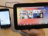 Google announces Samsung Nexus 10, LG Nexus 4 on Android 4.2