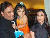 Rani Mukerji's brother Raja arrested on molestation charges