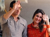 Saif, Kareena wedding: They sealed it with exchange of vows