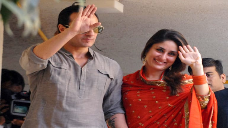 Kareena Kapoor is now Mrs Saif Ali Khan