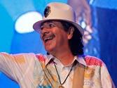 May his guitar never sleep! After rocking Bangalore, Santana weaves magic at F1 concert