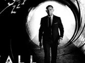 Dashing and daring James Bond is back with Skyfall