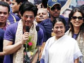 Shah Rukh Khan to promote Mamata's brand Bengal