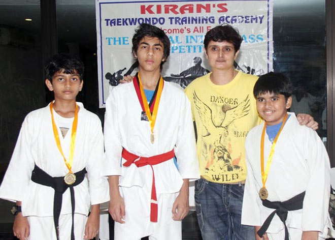 Image result for kiran upadhyay taekwondo
