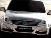 Mahindra SsangYong Rexton's India launch on Oct 17