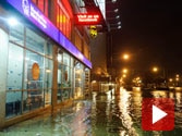 Superstorm Sandy causes flooding in New York City, 16 people killed in US