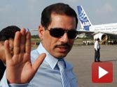 Charges by Kejriwal cheap publicity: Vadra