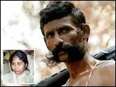 Veerappan's widow Muthulakshmi acquitted in actor Rajkumar kidnap case