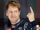 With pole at Indian GP, Vettel throws the gauntlet in race to the title