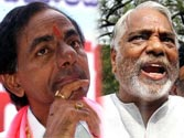 TRS turns down Telangana Congress' proposal for common front