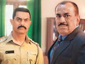 Aamir, kuch to gadbad hai! The actor is going all out to promote his latest flick Talaash