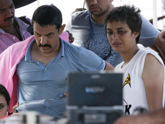 Aamir Khan and Reema Kagti