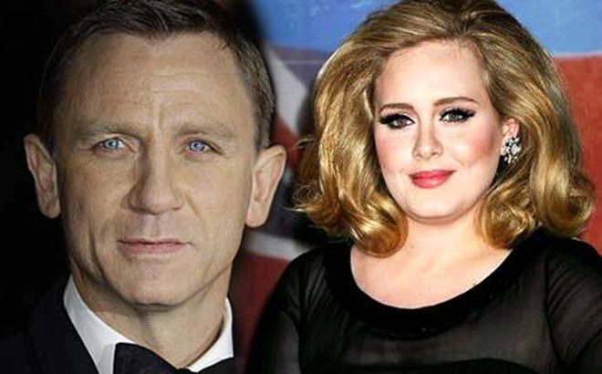 After Rihanna, Daniel Craig sends Skyfall gifts for Adele's son