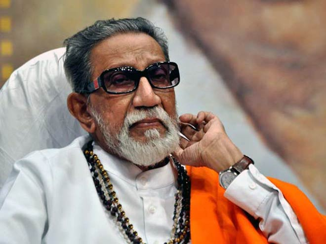Image result for bal thackeray