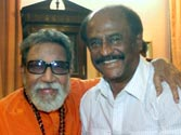 Why was Bal Thackeray known as Bollywood's friend and guide