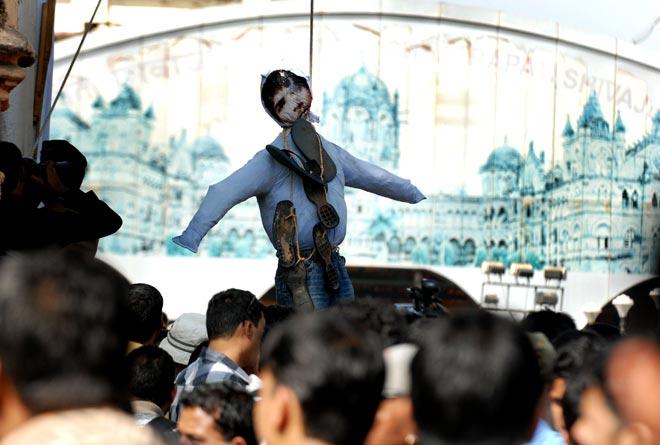 Celebrations in Mumbai