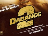 First Look: Chulbul Pandey is back in Dabangg 2