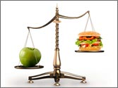 Half of dieters give up after a month: study