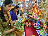 Diwali in India fetches good business for Chinese firms