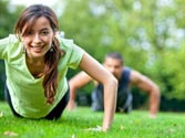 Green colour boosts the effect of exercise: study