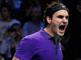 Federer avenges Olympics defeat to Murray, enters title clash at World Tour Finals